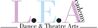 L.E. Academy Logo